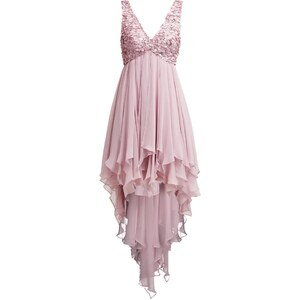Unique Robe de cocktail vintage rose