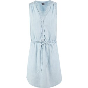 GAP Robe en jean bleached indigo