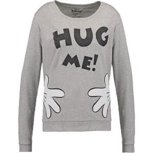 ONLY ONLDISNEY Sweatshirt light grey melange