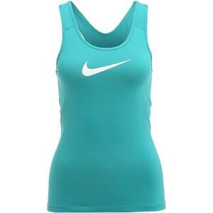 Nike Performance PRO DRY Tshirt de sport teal charge/white