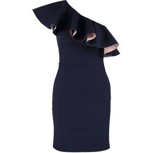 Miss Selfridge Robe fourreau navy blue