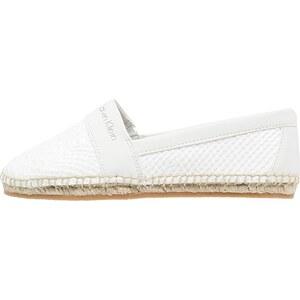 Calvin Klein Jeans GAEL Espadrilles white matt