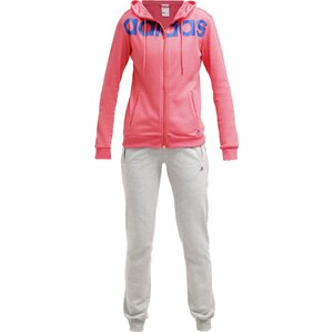 adidas Performance ESSENTIALS Survêtement super blush/equate blue