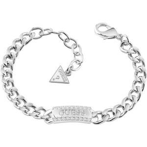 Guess Bracelet gourmette - argent