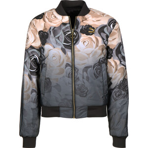Puma x Careaux Rev. W blouson black flower