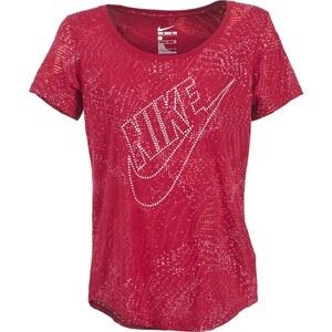 Nike T-shirt BURNOUT GLITCH