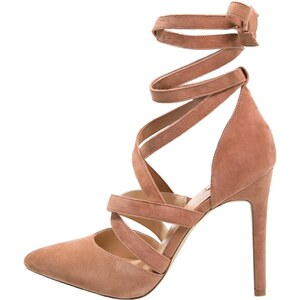 ALDO UNELILIAN Schnürpumps light brown