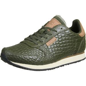 Woden Ydun Croko W chaussures moss green
