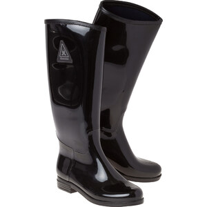 Gaastra Bottes de pluie Poseidon noir Femmes