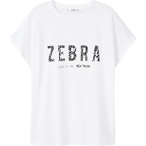 MANGO T-Shirt Coton Modal