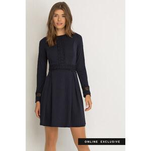 Orsay Kleid mit Spitzeneinsatz