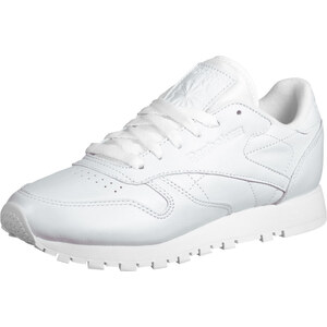 Reebok Cl Leather Pearlized W chaussures white