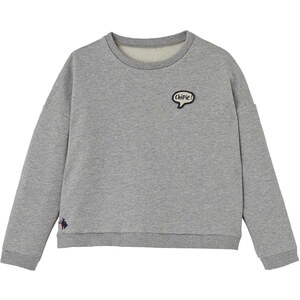 Chipie Sweat-shirt - gris chine