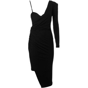 Marciano Guess Robe courte avec insertion amovible - noir