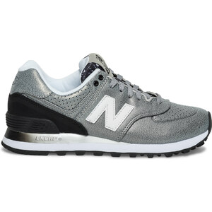 Basket New Balance 574 gris irisé