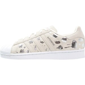adidas Originals SUPERSTAR Baskets basses offwhite/ metallic silver