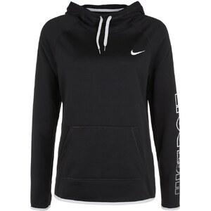Nike Performance Sweatshirt dark grey heather/black