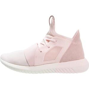 adidas Originals TUBULAR DEFIANT Baskets basses halo pink/chalk white