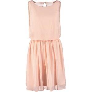 Vero Moda VMOPAL CHAIN Robe chemise tropical peach