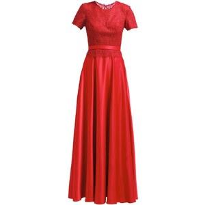 Luxuar Fashion Robe de cocktail rot