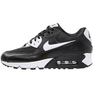 Nike Sportswear AIR MAX 90 ESSENTIAL Baskets basses black/white/metallic silver
