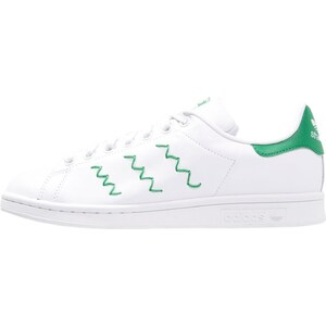adidas Originals STAN SMITH Baskets basses white/green