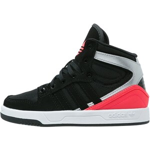 adidas Originals COURT ATTITUDE Baskets montantes core black/shock red