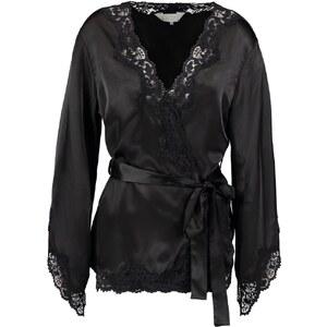 LingaDore AMIRA Peignoir black