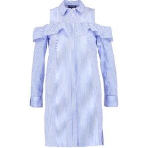 Topshop Robe chemise lightblue
