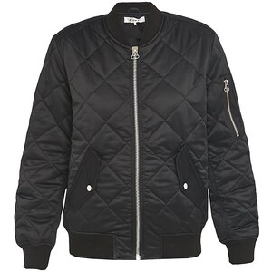 Urban Outfitters Blouson Bomber black