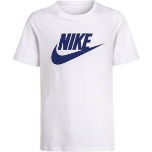 Nike Performance Tshirt imprimé white/deep royal blue