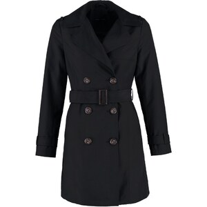 New Look MAC Trench black