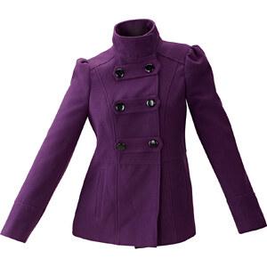 BODYFLIRT Jacke langarm in lila für Damen von bonprix