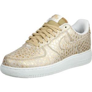 Nike Air Force 1 07 Lv8 Schuhe gold/white