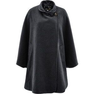 bpc selection premium Cape Premium gris manches longues femme - bonprix