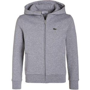 Lacoste Sweat zippé argent chine