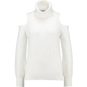 Noisy May NMPETRA Pullover snow white