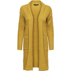 ONLY ONLNEW EMMA Gilet yellow