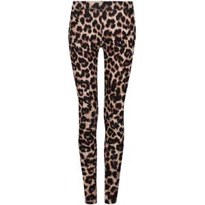 Tally Weijl Braune Leoparden-Leggings