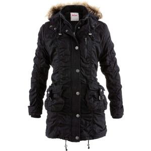 John Baner JEANSWEAR Kurz-Mantel langarm in schwarz für Damen von bonprix