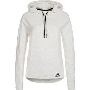 adidas Performance Fleece Trainingskapuzenpullover Damen