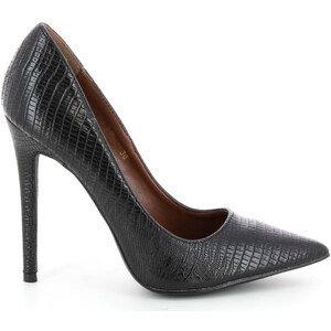 Go Tendance Chaussures escarpins Escarpins stiletto bout pointu effet python - Talon 11 cm