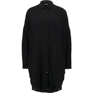 KIOMI Robe chemise black