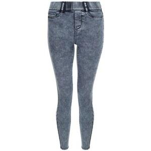 New Look Blaue Jeans in Acid-Waschung
