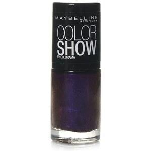 Gemey Maybelline Color Show - Vernis à ongles - 216 Plum paradise