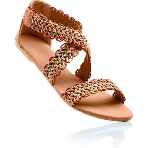 bpc bonprix collection Sandale in braun von bonprix