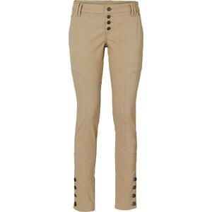 RAINBOW Stretch-Hose, knöchellang in beige für Damen von bonprix