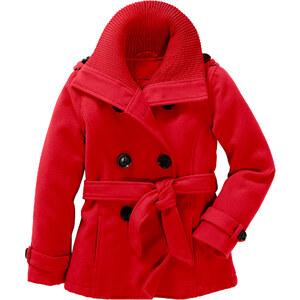 bpc bonprix collection Jacke mit Gürtel langarm in rot für Mädchen von bonprix
