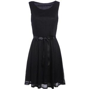 Robe sans manches en dentelle Noir Elasthanne - Femme Taille 38 - Bréal