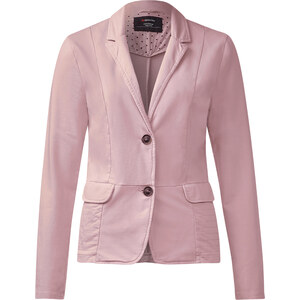 Street One - Blazer molletonné Kenni - tender rose